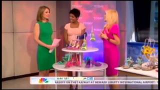 f03a7ed72f4 Chassie Post on Today Show - Mid Heels