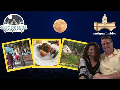 Beso de Luna Views & Tunes From Above Antigua Guatemala