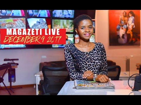 MAGAZETI LIVE: Wanajeshi 14 JWTZ wauawa Kongo, Mambo ya mgeukia Wema Sepetu
