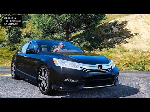 2017 Honda Accord V6 Touring Sedan Grand...
