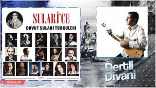 "Gambar cover Dertli Divani -  Sevdaya Gider ""Sularice / Davut Sulari Türküleri"""