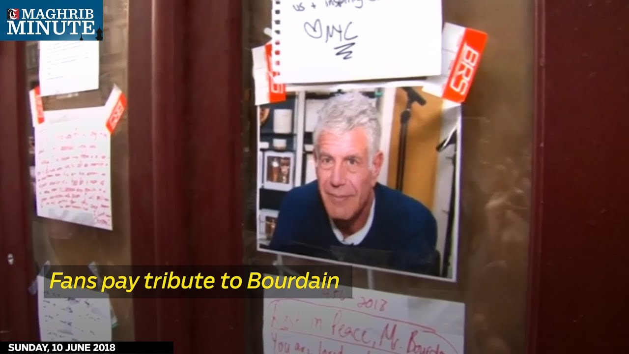 d7f883d1df CNN to honor Anthony Bourdain with a tribute special