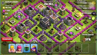 CLASH OF CLANS | [INACTIVE BASES] | TUTORIAL