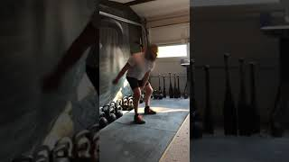20 kg snatch 20/20