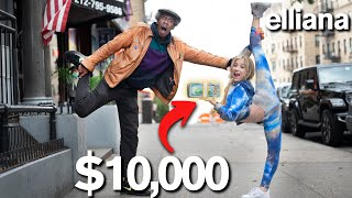 Asking Strangers to Pose and Giving Them REAL MONEY *Emotional* $10,000!