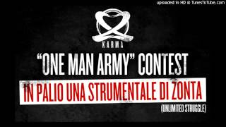 Dogma - One Man Army [Karma22 Remix Contest]