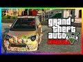 "GTA 5 NEW ""Panto Microcar"" Hipster DLC Smart Car In GTA 5! (GTA V)"