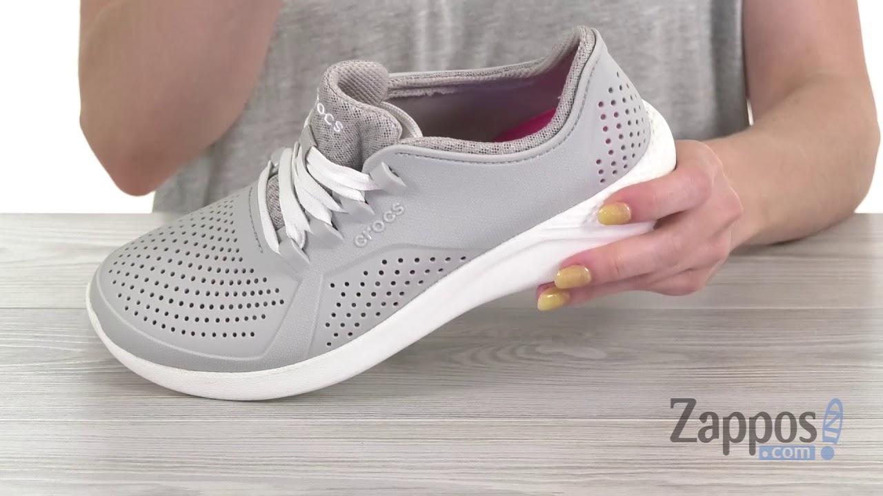 Crocs LiteRide Pacer SKU: 9006032 - YouTube
