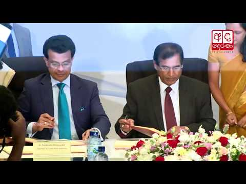 Sri Lanka, China sign $1.5 billion Hambantota port deal