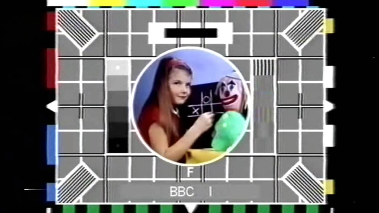 Bbc Picture: BBC 1 Trade Test Transmission