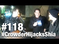 #118 CROWDER HIJACKS SHIA LABEOUF'S STREAM! Dean Cain Guests | Louder With Crowder Mp3