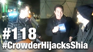 #118 CROWDER HIJACKS SHIA LABEOUF'S STREAM! Dean Cain Guests | Louder With Crowder thumbnail