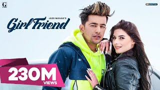GIRLFRIEND : JASS MANAK (Official ) Satti Dhillon | Snappy | Romantic Song GK.DIGITAL | GeetMP3