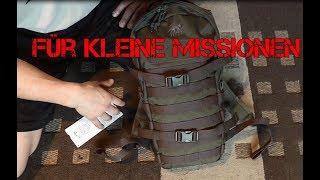 TASMANIAN TIGER ESSENTIAL PACK MKII / ein Rucksack für kleine Missionen