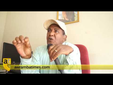 Interview with Political Analyst Muluwork Kidanemariam [Part one]