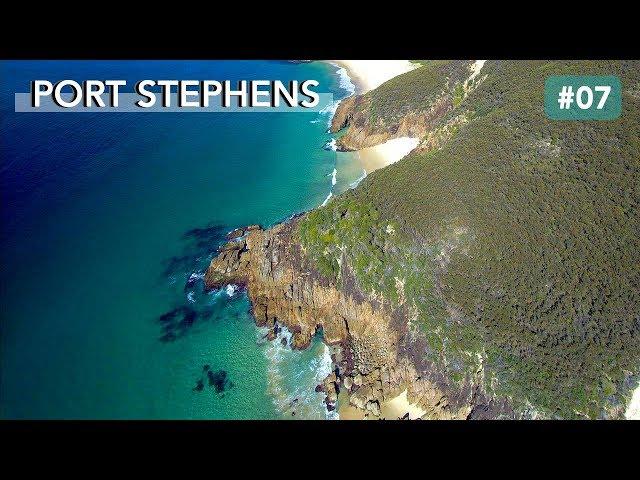 PORT STEPHENS, LE PARADIS SUR TERRE A 3H00 DE SYDNEY