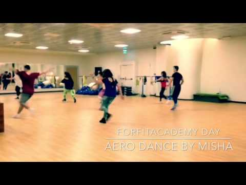 AERO DANCE CLASSE by Mihail Bordea.  (FOR FIT ACADEMY DAY ROME/ITALY) 17•4•2016