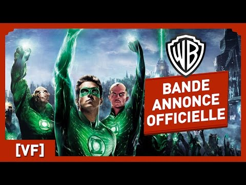 Green Lantern - Bande Annonce Officielle (VF) - Ryan Reynolds / Blake Lively / Peter Sarsgaard