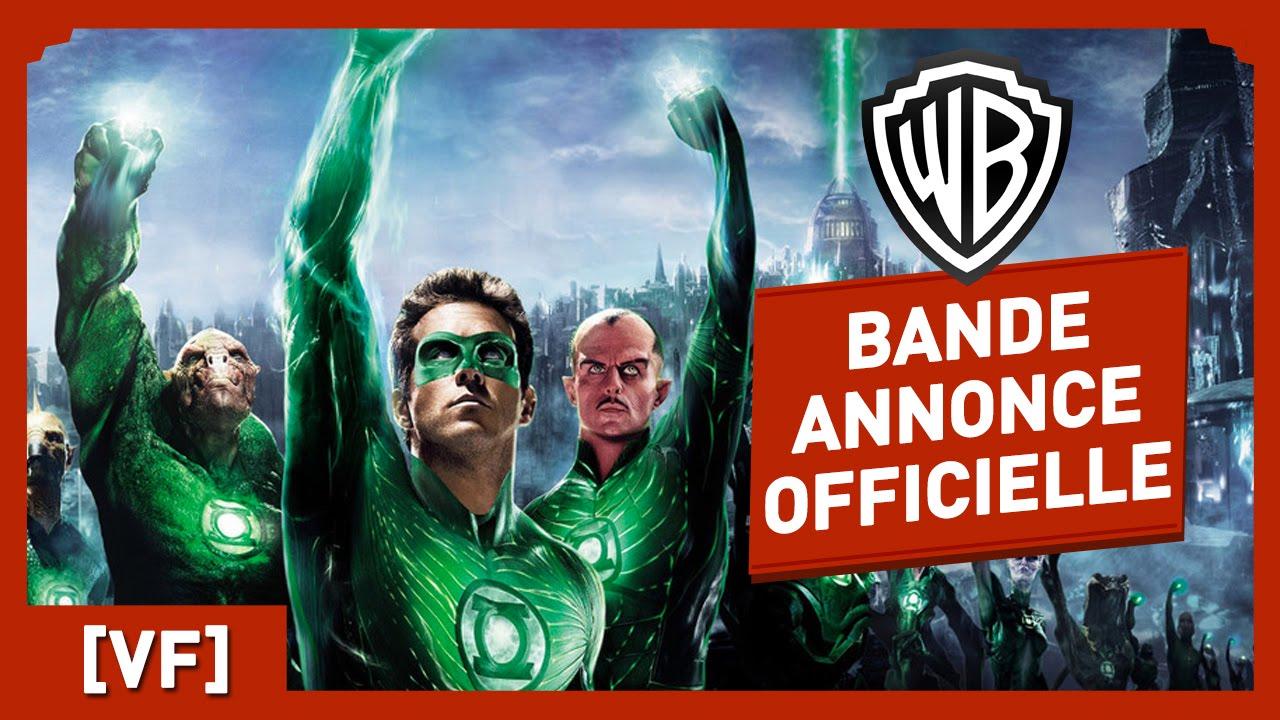 Download Green Lantern - Bande Annonce Officielle (VF) - Ryan Reynolds / Blake Lively / Peter Sarsgaard