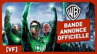 Bande annonce Green Lantern