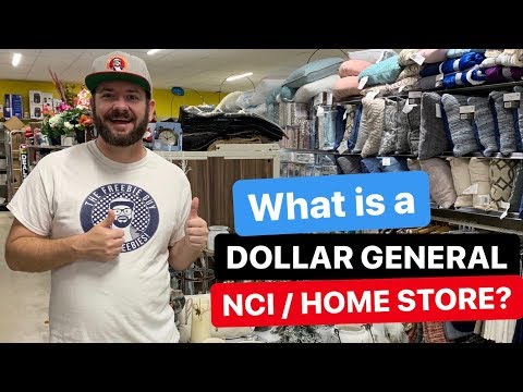 DOLLAR GENERAL: What Is A NCI / HOME STORE? I Got The Details!