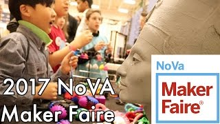 2017 NoVA Maker Faire - Reston, VA