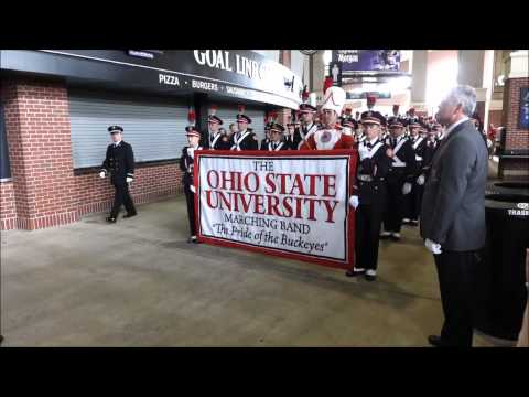 Ohio State University - Buckeye Battle Cry/Across The Field (Fight The Team)