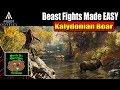 Assassin's Creed Odyssey - Kalydonian Boar - Beast Hunts Made EASY