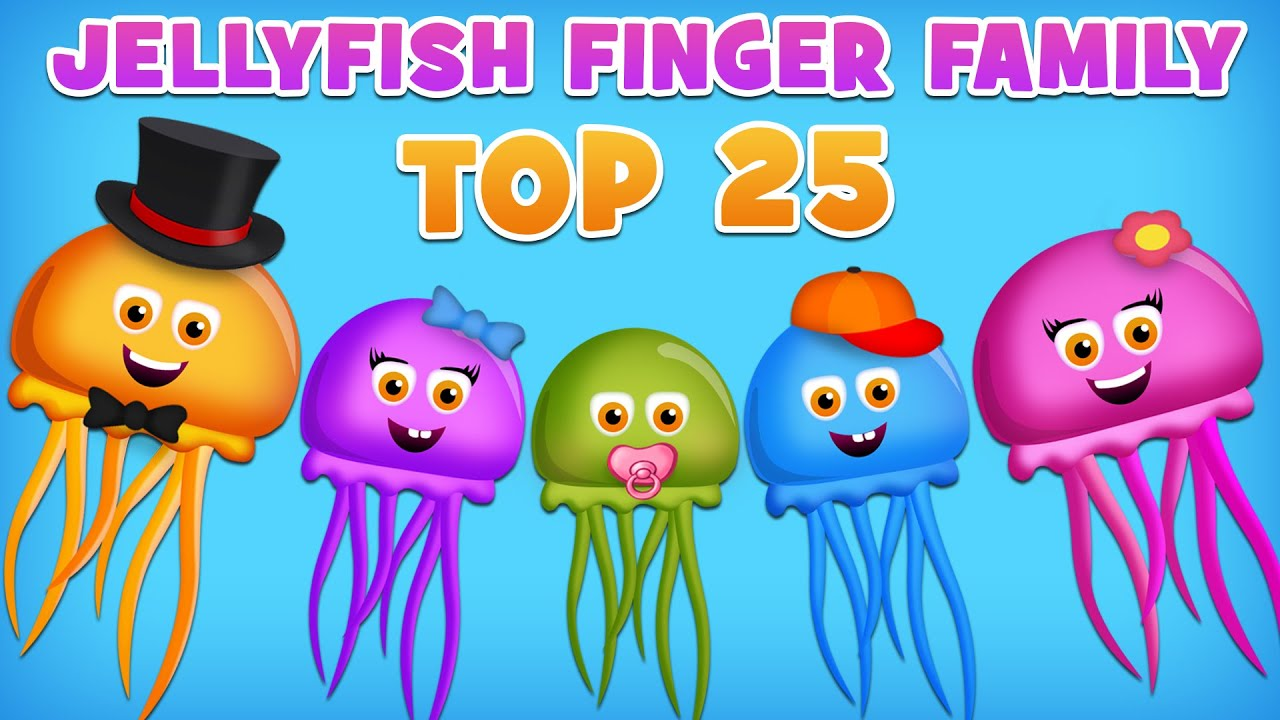 U Wish Jellyfish JellyFish Finge...