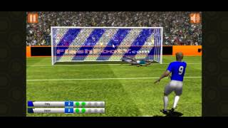 Penalty Fever 3D World Cup- Final  Italy vs Japan #005 [Street Riders]