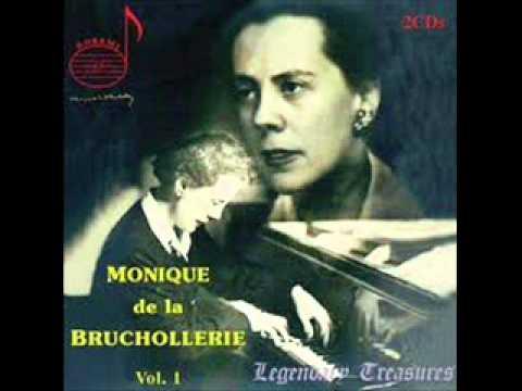 Monique de la Bruchollerie plays Chopin Ballade No. 4 in F minor Op. 52