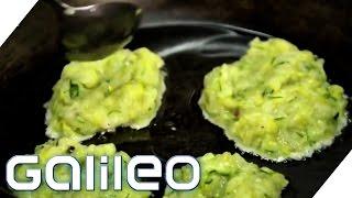 Zu geschmacklos!? Leckere Zucchini-Rezepte | Galileo Lunch Break