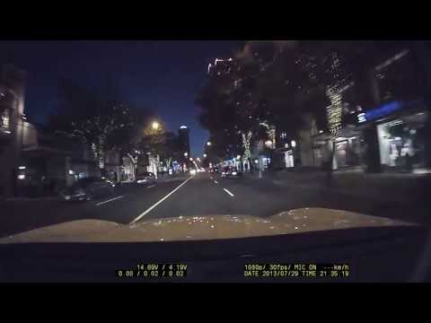Vancouver: The Night Drive