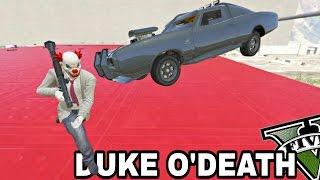 GTA V ONLINE |  DUKE O'DEATH Vs RPG  | ULTIMA EQUIPE SOBREVIVENTE