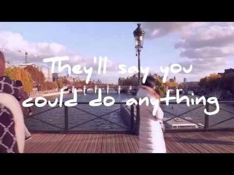 The Chainsmokers - Paris (Lyric Video)