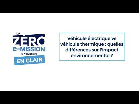 Véhicule électrique vs thermique