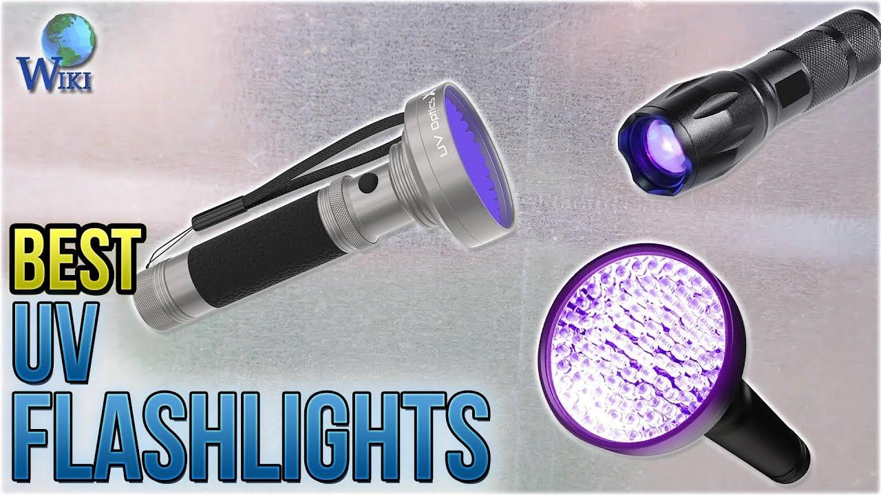 10 Best UV Flashlights 2018