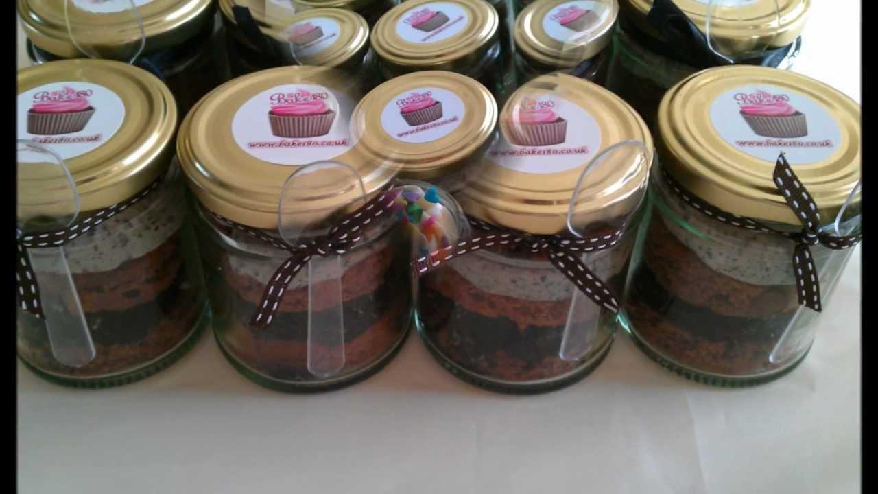 Cupcake Ideas Cupcake In A Jar Youtube