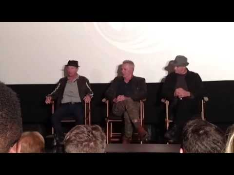 Savage Streets screening Q&A in Hollywood