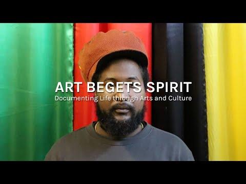 ArtBegetsSpirit: Introducing Sulaiman Lee 'Black Child Promotions'