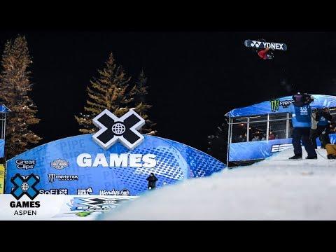 Yuto Totsuka wins Men's Snowboard SuperPipe silver | X Games Aspen 2019