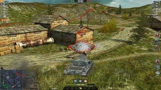 Як фарм т54 Перший зразок/World Of Tanks Blitz.Танк у якого є характер.