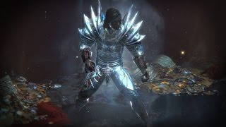 Path of Exile - Arctic Body Armour