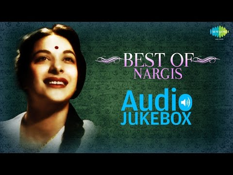 Best Of Nargis Songs | Pyar Hua Ikrar Hua | Audio Jukebox