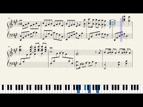 Unravel (Acoustic Ver)   Tokyo Ghoul   TheIshter Sheet Music   Sheets & Midi in Desc