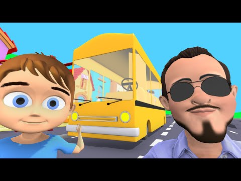 Wheels On The Bus plus more Nursery Rhymes | 50 Minutes Compilation