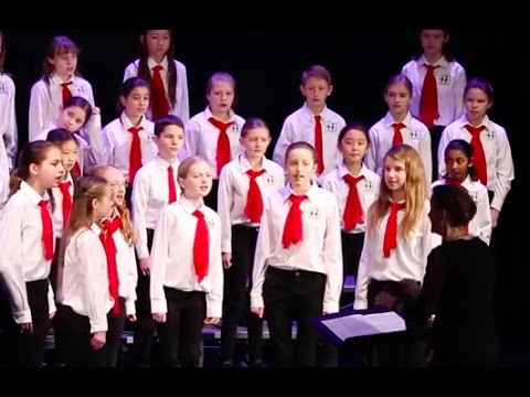 Earth Voices and Niska Banja | Langley Children's Choir | TEDxLangleyED