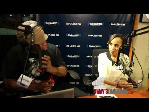 Kerry Washington Answers Personal Questions from the Mystery Sack on #SwayInTheMorning