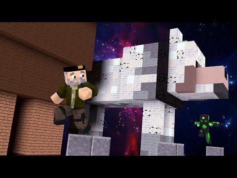 DESPACITO Y BUENA LETRA!! WIPEOUT | Minecraft Race Map