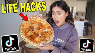 We Tested Viral TikTok FOOD HACKS...*DELICIOUS!*